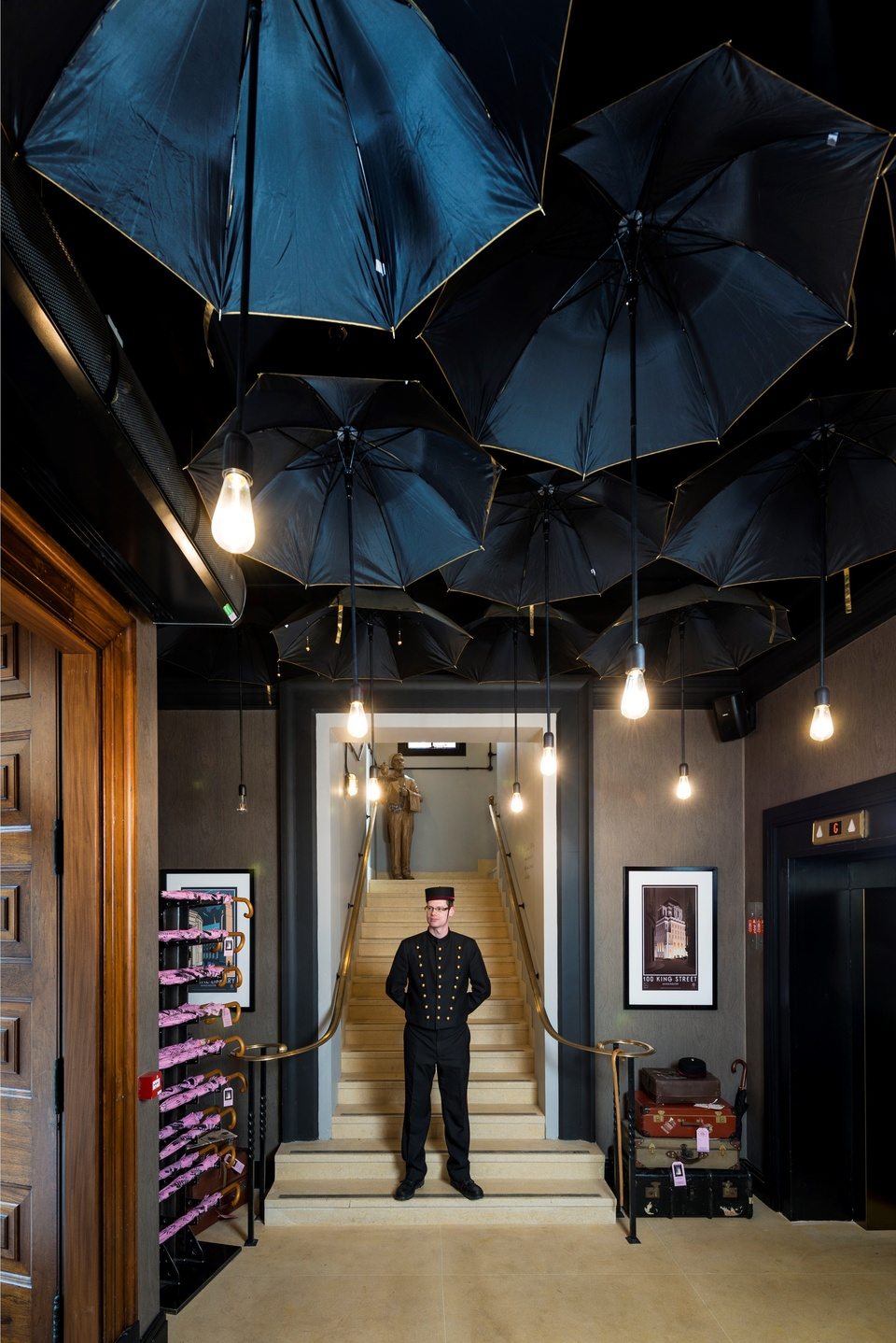 More Awards For Hotel Gotham