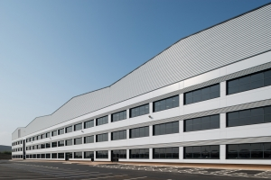 Poundworld's Wakefield Distribution Centre Completes
