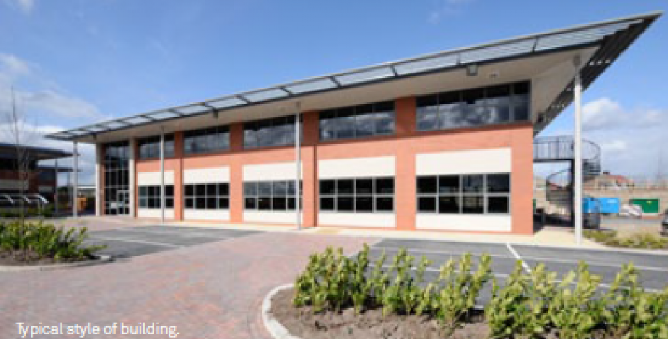 Cheshire Business Park